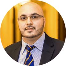 Dr Nidal Salameh
